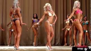 Чемпионат Московской области 2012 - фитнес – бикин