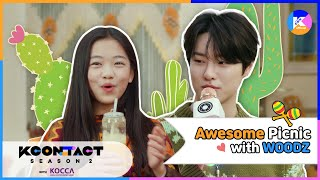 [KCON STUDIO X DIA TV] Awesome Picnic with WOODZ
