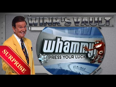 Whammy: The All New Press Your Luck Peter Tomarken Pilot