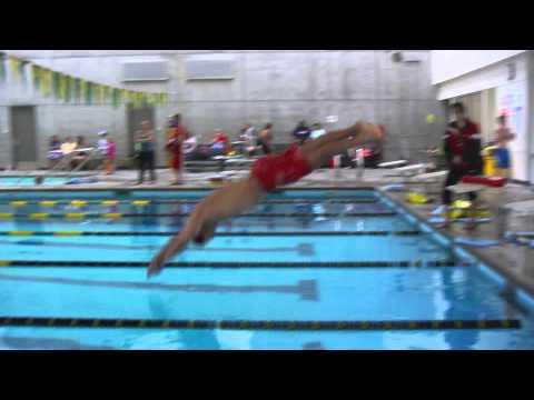Diving Swimming Pool Slow Motion Doovi
