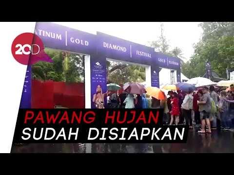 Jelang Konser Mariah Carey, Borobudur Diguyur Hujan Mp3
