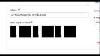 YouTube'ye Nasıl Video Yüklenir 2014 [HD]