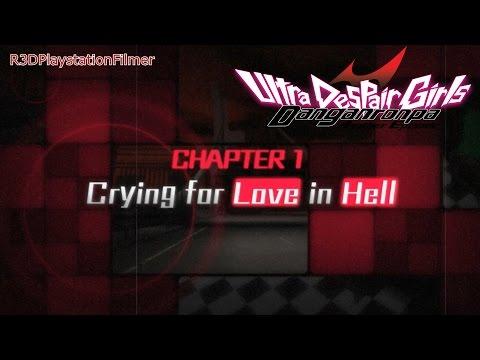 Danganronpa Another Episode: Ultra Despair Girls - Chapter 1 - Full Walkthrough English, HD - 동영상