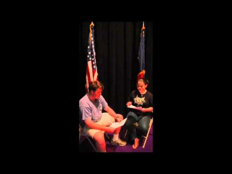 PASCHAL H.S.  PERIOD 5 APES//GEORGE BUSH INTERVIEW