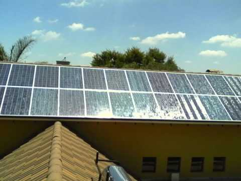 LED Lighting and Solar Installers SA: Solar Installation in Pretoria, South Africa
