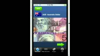 Currency Banknotes Demo