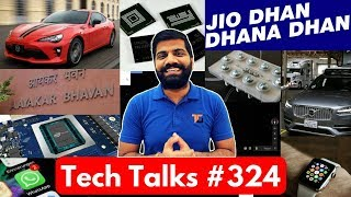 tech talks 324 jio new plans oppo f5 intel nervana apple saved life toyota fuel cell