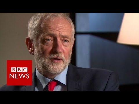 Jeremy Corbyn: 'I want to see a nuclear-free world' - BBC News