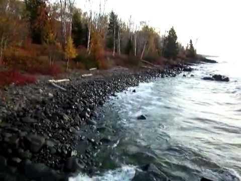 Amazing Campsite on Lake Superior