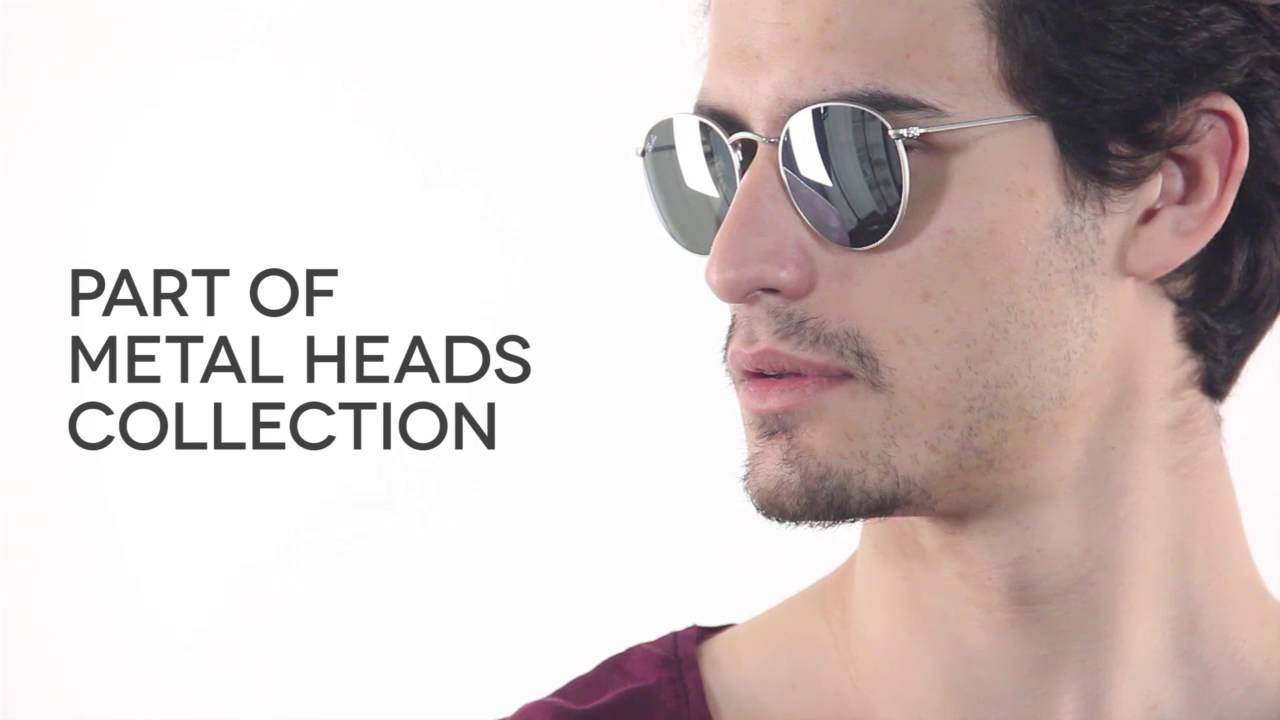 4a448b7fb39 Ray Ban RB3447 Round Sunglasses Review