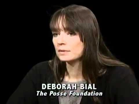 One to One: Dr. Deborah Bial, Founder & President, The Posse