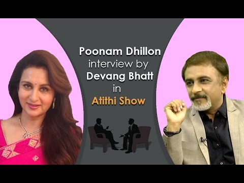 Bollywood  Best Movie Actress Poonam Dhillon Interview by De