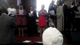 Durban Central SDA Church Choir- Remind me dear Lord