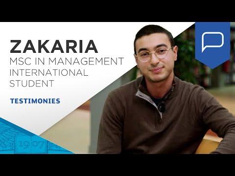 Postgraduate Masters Student Profiles & Videos at ESSEC