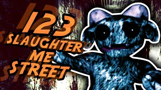 CONTINUE DOWN THE HALLWAY!!!! || 123 Slaughter Me Street