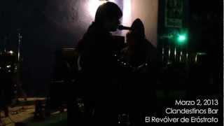 Reciclaje lagrimal - El Revolver de Erostrato