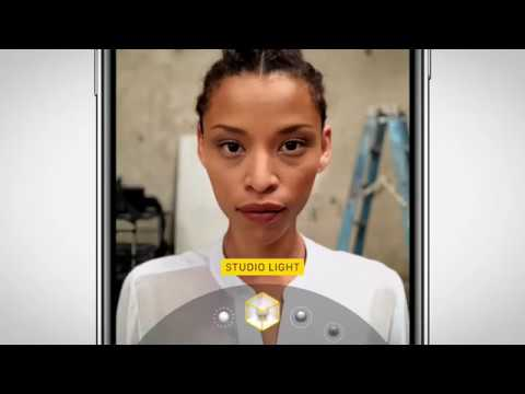 IPhone X — Portrait Lighting — Apple