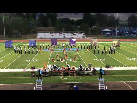 Sky View High School Marching Band Parent's Night 2018