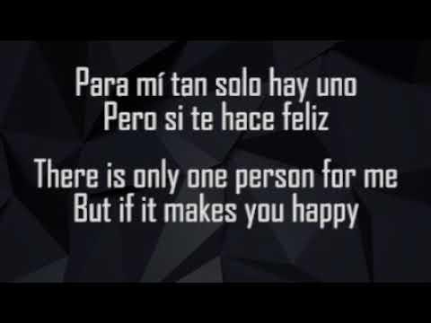 No Me Acuerdo Thalía Letra & Lyrics / English And Spanish