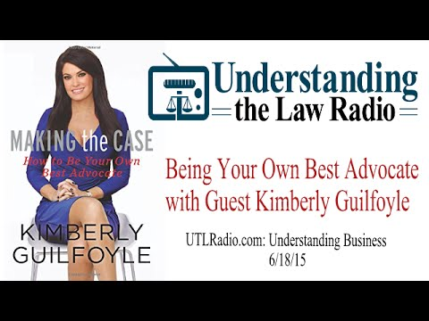 Understanding Business and the Law with Kimberly Guilfoyle