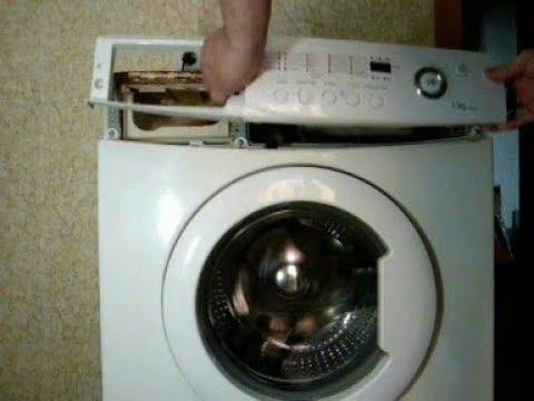 Замена ремня на стиральной машине Samsung