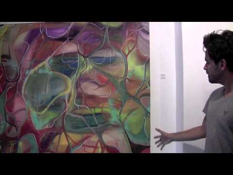 Inside The Mind Of An Artist Viktor De La Fuente Abstract Art Spanish Subtitles