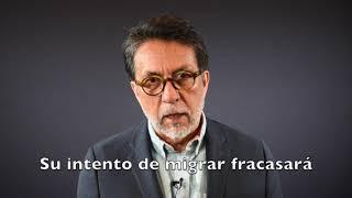 Mensaje del Embajador Luis E. Arreaga