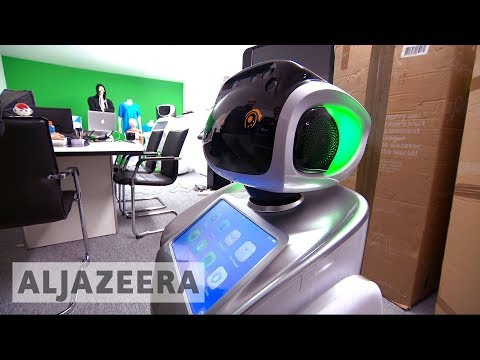 Robots are intelligent but will they take all our jobs?