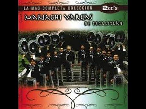 Malagueña - Mariachi Vargas - karaoke