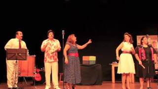 Coro Cênico Bossa Nossa - Samba Italiano