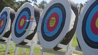 National Veterans Summer Sports Clinic - Archery