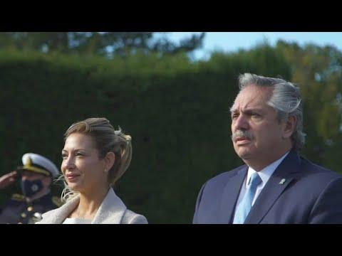 Alberto Fernández festejó el Día de la Patria con un mensaje especial para los argentinos