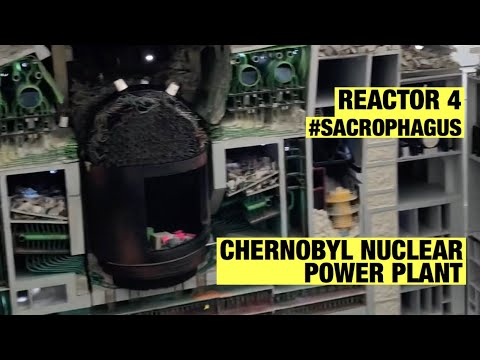 [ENG] Inside Reactor 4 Sarcophagus at Chernobyl Nuclear Power Plant