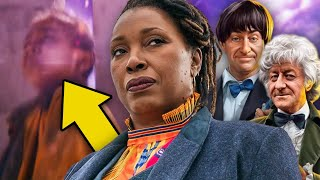 Doctor Who Theory: Jo Martin's Doctor Was Protector Of The Timeless Child