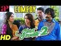 Charlie Chaplin 2 Highlight Comedy | Prabhu Deva | Adah Sharma | Ravi Mariya | Nikki Galrani |Prabhu