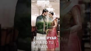 Gambar cover Tujhe Dard Bana Ke Yaad Kiya   full screen whatsapp status    sad song   for anyone   