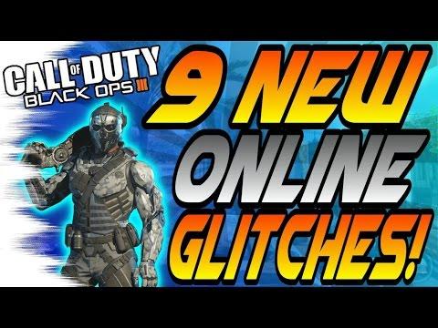 9 NEW BO3 Multiplayer Glitches! - High Ledges, Trickshot Glitches (Black Ops 3 Online Glitch)