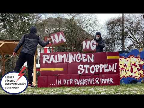 Bremen: Gerichtsvollzieher*innen in's home office!