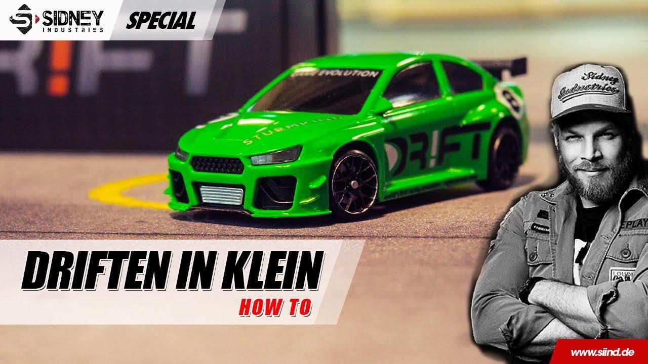 Driften für jedermann! | DRIFT RACER | Sidney Industries