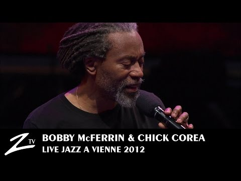 "Bobby McFerrin & Chick Corea Duet ""Spain"" - Jazz à Vienne 2012 (part 2/2)"