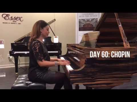 Chopin Revolutionary #12: 60 Day Piano Progress Video