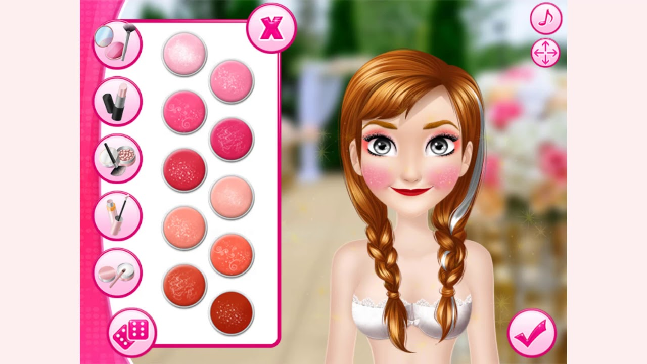 How To Play Wedding Perfect Makeup Game Free Online Games