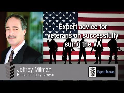 Expert advice for veterans on successfully suing the VA
