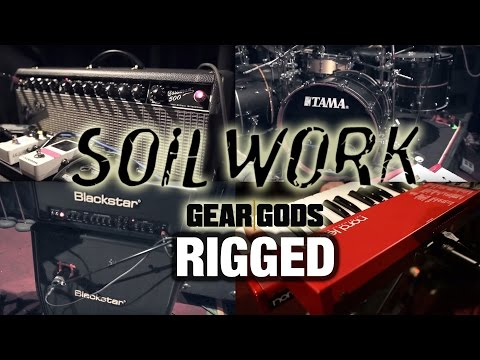 GEAR GODS RIGGED - Soilwork