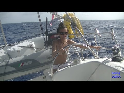 2 Uncovered Facts About Staniel Cay & How Solar Panels Work by Sailing JAEKA, week 10