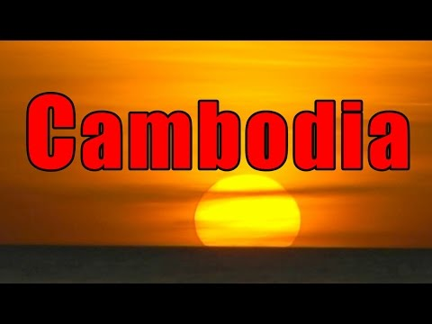 Americans in Cambodia, the Kingdom of Wonder