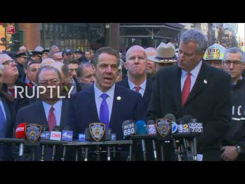 USA: 'Attempted terror attack' - NYC authorities disclose details of failed bombing