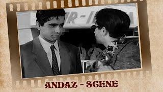 Dilip Kumar gets jealous - Andaz