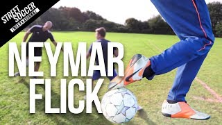 Neymar Skills - Learn Neymar Flick Football skill