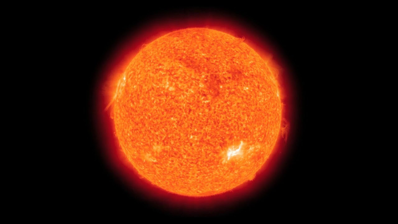 Sound of sun - recorded by nasa - real footage of sun ...